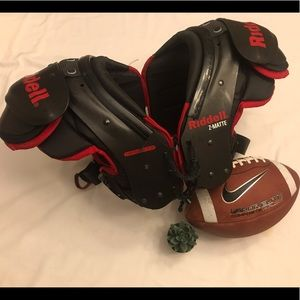 Riddell Youth Football 🏈 Shoulder Pads